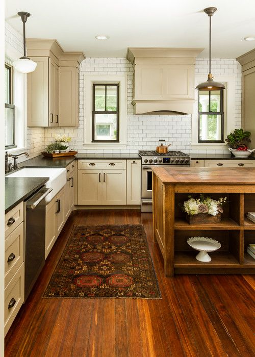 12 Earth Tone Kitchen Ideas Wood Floor Kitchen Affordable