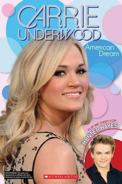 Carrie Underwood: American Dream / Hunter Hayes: a Dream Come True: Flip Book (Paperback)