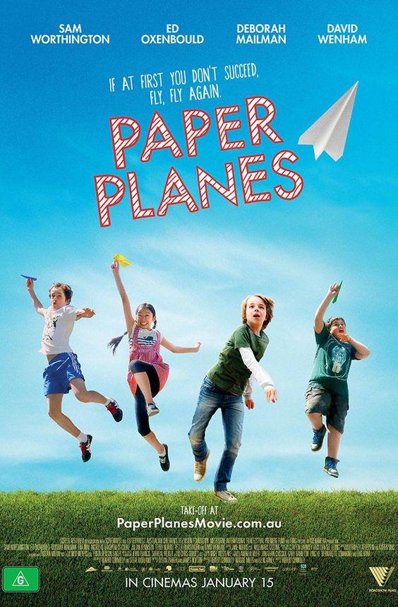 Paper Planes: