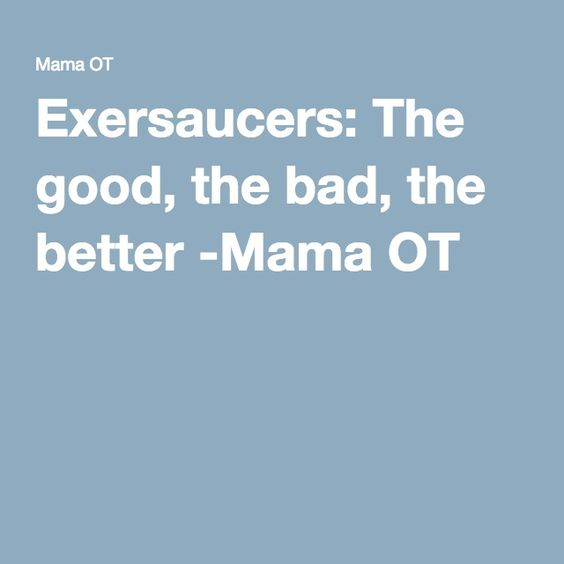http://www.shoppinggamesforkids.com/category/exersaucer/ Exersaucers: The good, the bad, the better -Mama OT