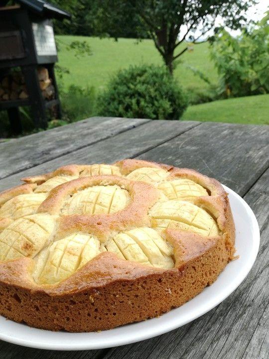 Amerikanische Apfeltorte Von Inschallah Chefkoch Apfeltorte Rezepte Lebensmittel Essen