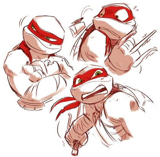 Raph, he is so extremely sexy and adorable