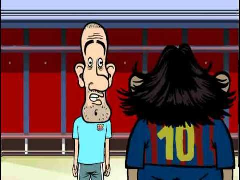 MarcaToons - Cristiano vs. Messi