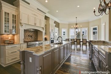 New residence in gabriel subdivision traditional for New orleans style kitchen