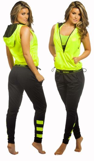 ropa para ir a hacer deporte  protokolo-vest-3029-pant-2709  nelasportswear.com