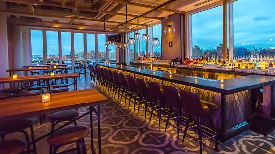 Glorious views and delicious food all at the same time? Here's our essential guide to dining outdoors with the best rooftop restaurants NYC has to offer.