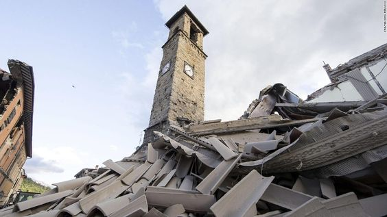 In the small Italian towns hit hard by a magnitude-6.2 earthquake that struck in…