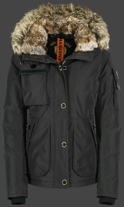 wellensteyn mantel jacke damen