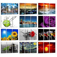 Offerta 3 quadri moderni intelaiati stampe digitali for Quadri moderni in offerta