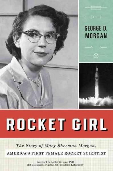 AN UNSUNG HEROINE OF THE SPACE AGEHER STORY FINALLY TOLD. This is the extraordinary true story of America's first female rocket scientist. Told by her son, it describes Mary Sherman Morgan's crucial c
