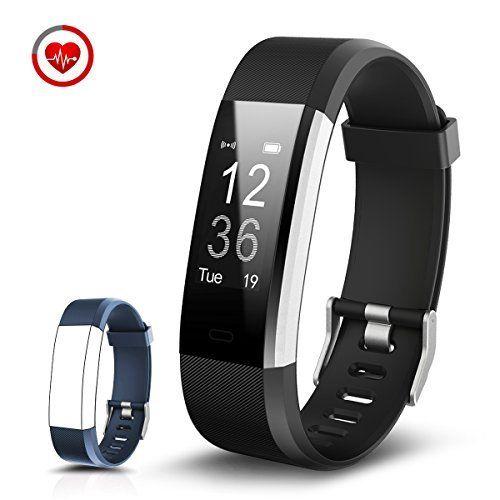 Gutes Produkt Chereeki Fitness Tracker Mit Herzfrequenz Aktivitatstracker Mit Pulsmesser Smart Bracelet Fitness Armbander Sport A Pulseras Ofertas Actividades