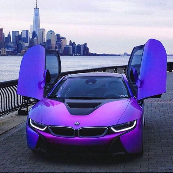 """BMW i8 ✅ | Photo via @lux.toys"""