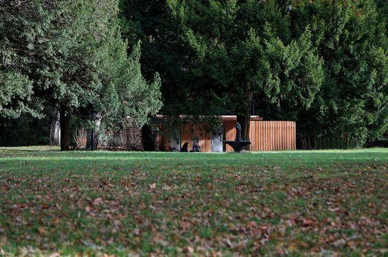 Galería de Baños Públicos en el Parque Tête d'Or / Jacky Suchail Architects - 5