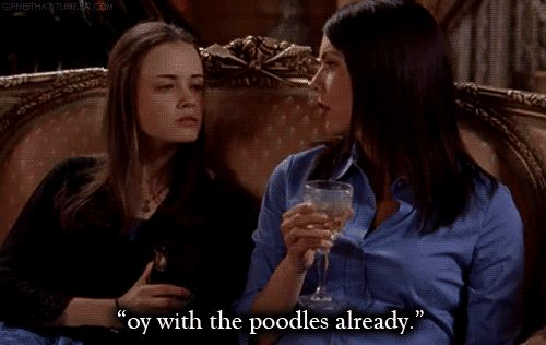 Things we NEED to happen at the 'Gilmore Girls' reunion