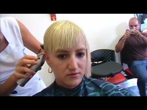Peachy Watches Extreme Hair And Haircuts On Pinterest Short Hairstyles Gunalazisus