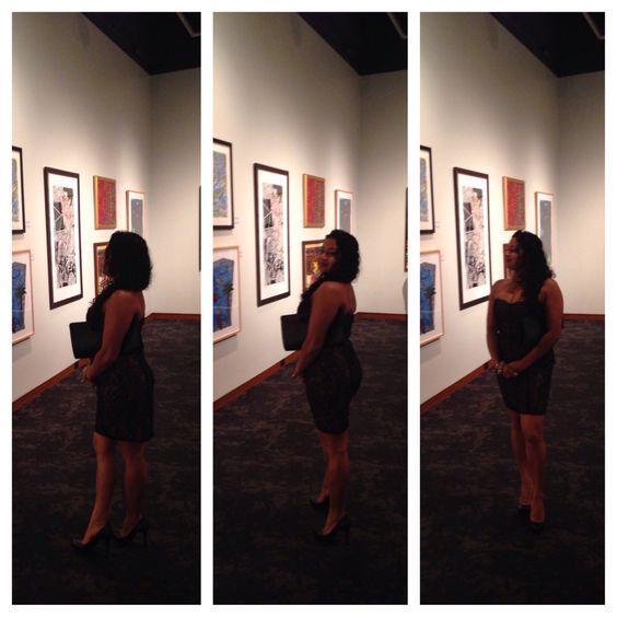 Pondering art
