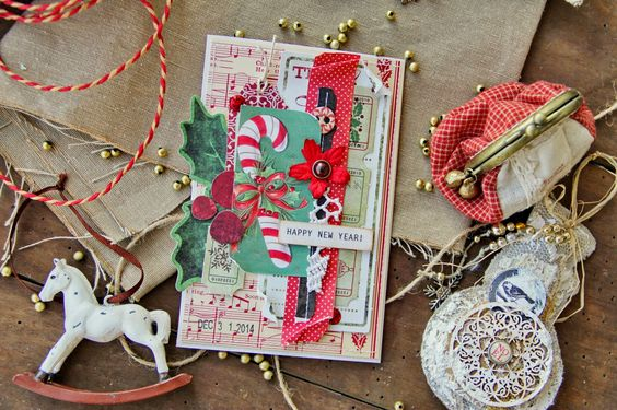 Просто жить... любить ♥ творить...: новогодние открытки
