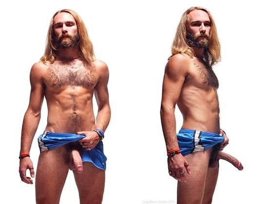 Hippy Guys Nude Naked 63