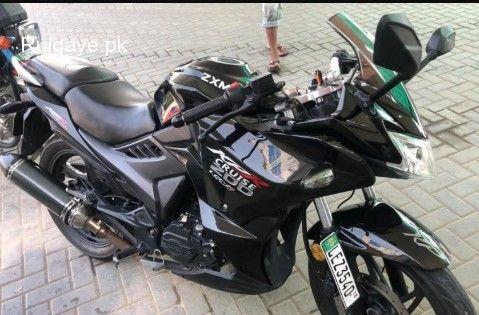 Rulgaye Zxmco Kpr Cruise 200cc 2018 Cruise Oil Change Bike