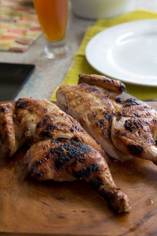 Grilled chicken, Bricks and Chicken on Pinterest