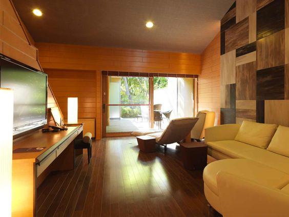 Guest Rooms - Jozankei Tsuruga Resort Spa MORI NO UTA - A Resort Spa located at Jozankei in Hokkaido, Japan
