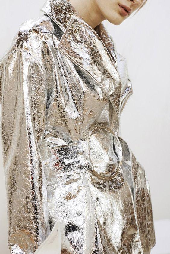Rejina Pyo silver jacket