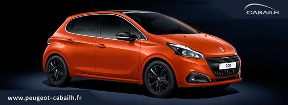 Nouvelle Peugeot 208  >> http://www.peugeot-cabailh.fr/nouvelle-peugeot-208/  #geneva2015 #peugeot #peugeot208 #automobile #voiture #automotive #208 #car #geneve