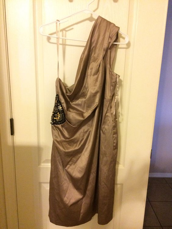Size 16 NWT Dress Barn brand. only tried on, very flattering but I don't go anywhere fancy. $50 shipped. Retailed for $65