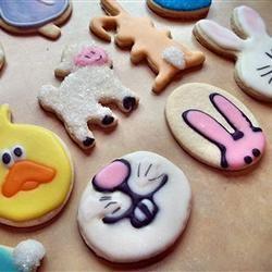 Rolled sugar cookies, Sugar cookies and Sugar on Pinterest