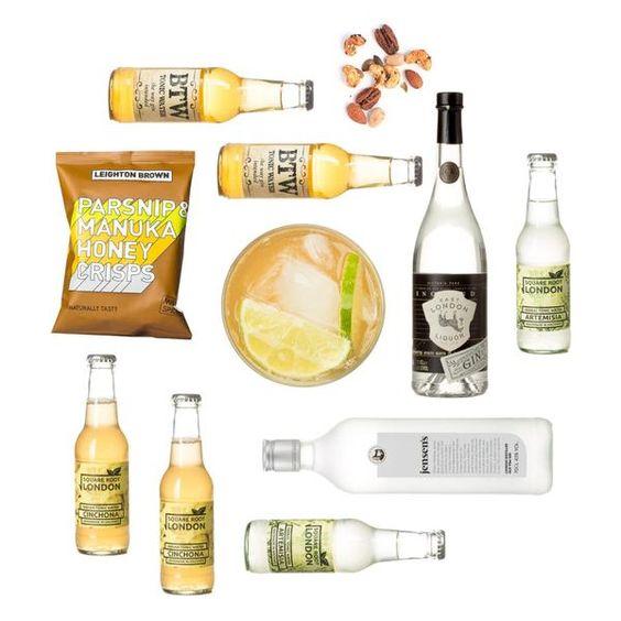 Craft Gin & Tonic Cocktail Kit