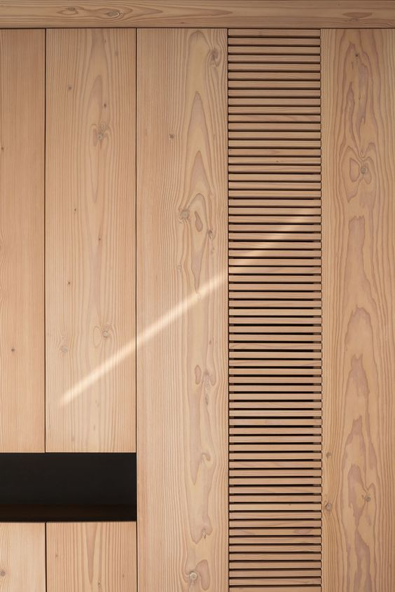 | DETAILS + WOOD | the beauty of detailing when one singular material palette
