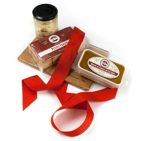igourmet Mousse Foie Gras and Champagne Jelly Gift Board