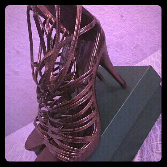 Dark brown heels Good condition Shoes Heels