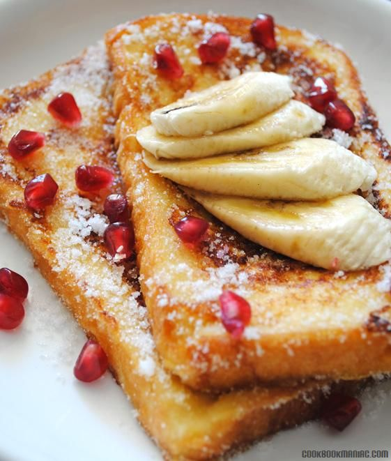 doughnut french toast by Nigella Lawson