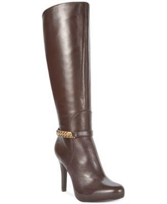 Alfani Women's Jaymee Tall Shaft Dress Boots