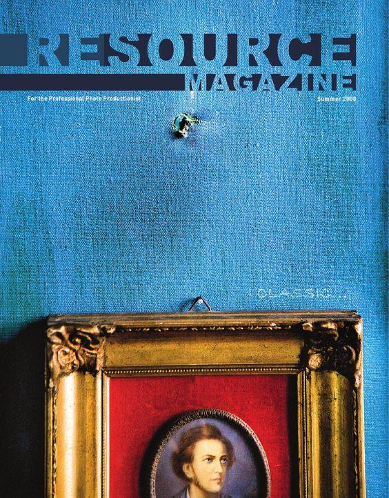 Resource Magazine Summer 2008