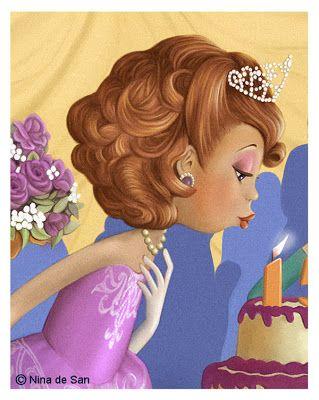 """Princess Birthday"" Nina de San"