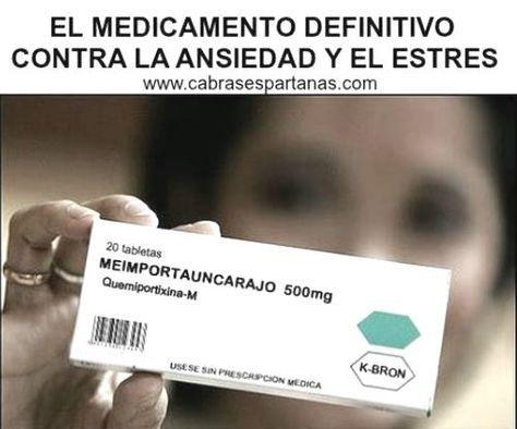 El medicamento definitivo