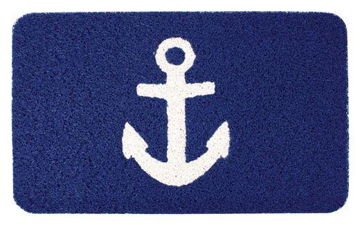 Felpudo para rudos marineros...