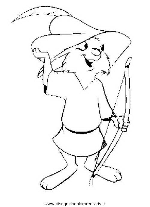 Resultado De Imagen De Robin Hood Coloring Pages Disney Embroidery Robin Hood Coloring Pages