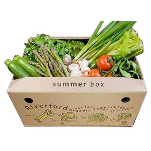 Fresh Vegetable Packaging Box Vegetable Packaging Organic Food