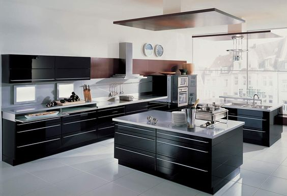 Inside+a+mansion+modern+kitchen    New Modern Home Designs Fresh Modern Kitchen New Home Plans Zimagz ...    Kitchen Images   Pinterest   Kitchens, ...