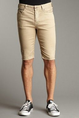 Slim Fit Shorts Mens - The Else
