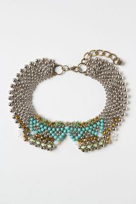 Moonstone Treasure Collar