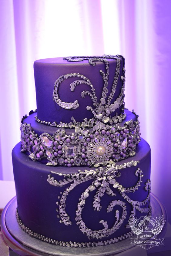 How To Decorate Cake At Home With Gems : How to make isomalt gems or jewels for your cake ...