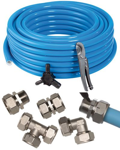 RapidAir 34in MaxLine Compressed Air Piping System