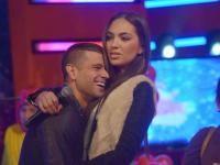 Natalie Vértiz y Yaco Eskenazi felices por tener a Liam en brazos