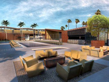 <p>A Former Facebook Employee Is Building the Hotel of the Future</p>