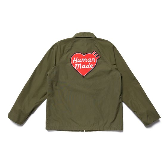 PATCH JACKET – HUMAN MADE ONLINE STORE