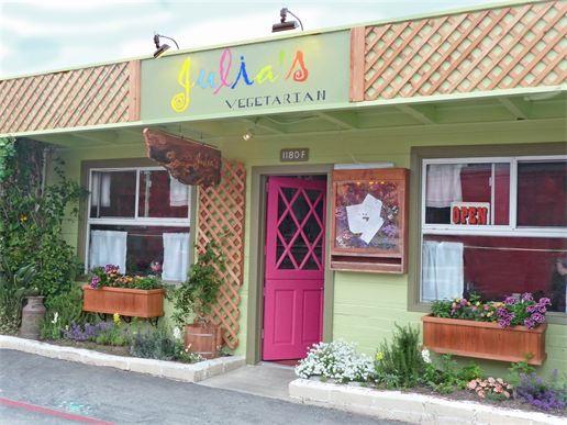 Julia S Vegetarian Restaurant Business Intro Pacific Grove Ca Vegetarian Restaurant Monterey Restaurants Pacific Grove
